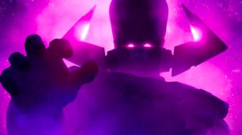 Fortnite terá batalha contra Galactus da Marvel no fim de temporada