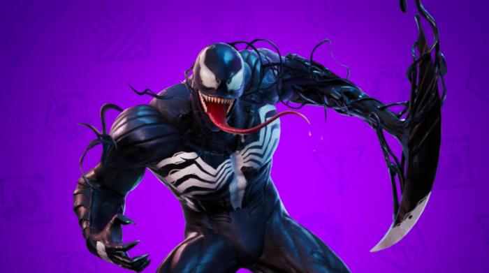 Venom está chegando em Fortnite (Imagem: Epic Games/Divulgação)