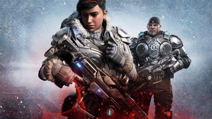 Gears 5 é um dos jogos que rodam bem bonito no Series S (Imagem: Microsoft)