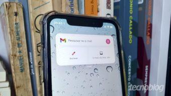 Google desiste de Material Design para iPhone e adota interface da Apple
