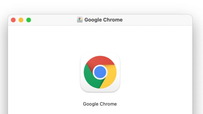 Google Chrome para macOS 11 Big Sur (Imagem: Divulgação/Google)