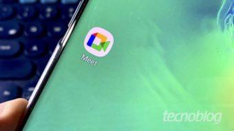 Google Meet começa a avisar sobre limite em chamadas de vídeo gratuitas