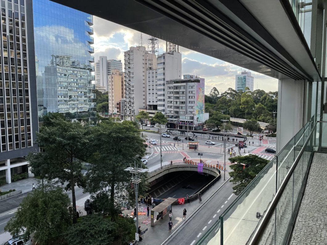 Foto tirada com a câmera principal do iPhone 12 (Imagem: Darlan Helder/Tecnoblog)