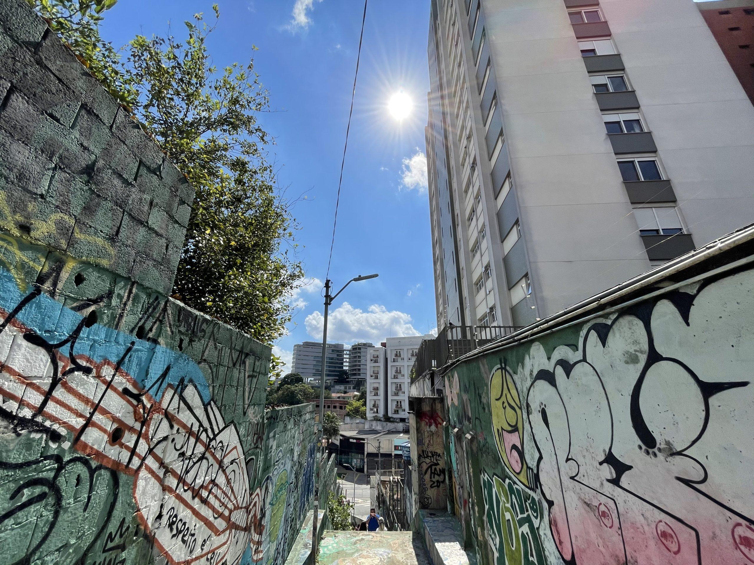 Foto tirada com a câmera ultrawide do iPhone 12 (Imagem: Darlan Helder/Tecnoblog)