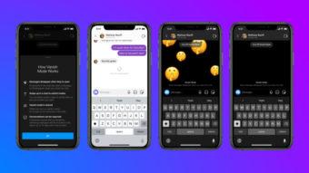 Instagram e Messenger liberam mensagens que se autodestroem