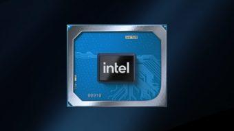 Iris Xe Max é a primeira GPU dedicada da Intel para notebooks
