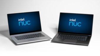 Intel cria notebook premium Nuc M15 para ajudar pequenas marcas