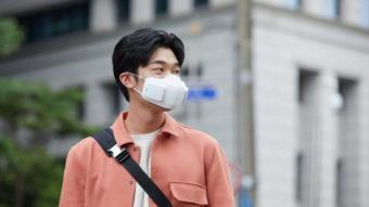 LG lança máscara com purificador de ar em mais países