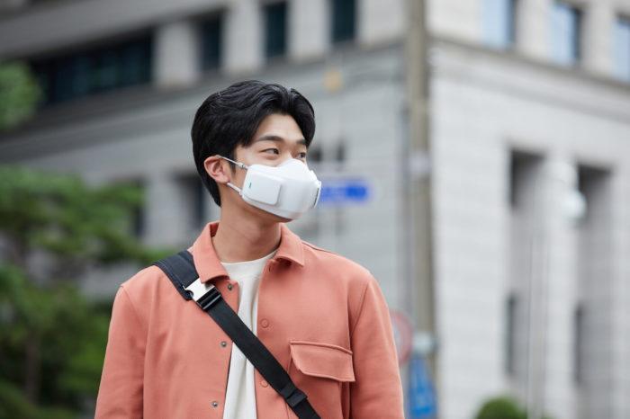 LG PuriCare Wearable Air Purifier (Imagem: divulgação/LG)