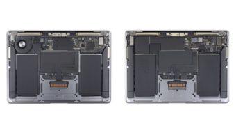 Desmanche mostra o que Apple mudou no MacBook Air e Pro com chip M1