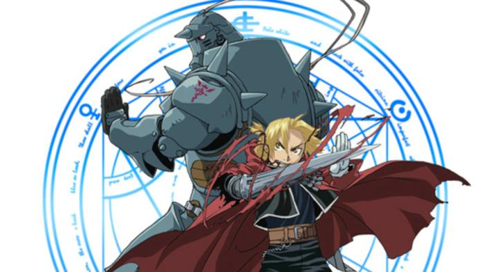 Fullmetal Alchemist Brotherhood é um dos animes da Crunchyroll e Netflix (Imagem: Divulgação/Square Enix)
