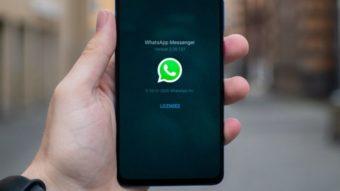 Processo acusa Google de acessar mensagens do WhatsApp