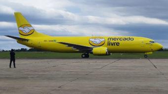 Mercado Livre anuncia frota própria de aviões no Brasil