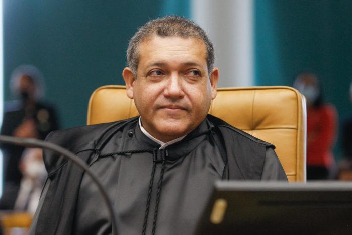 Ministro Nunes Marques tomou posse nesta quinta-feira (05) (Imagem: Fellipe Sampaio/SCO/STF (05/11/2020)