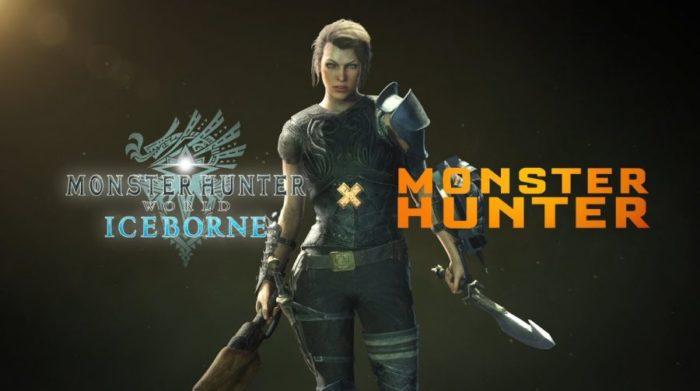 Milla Jovovich estrela expansão de Monster Hunter (Imagem: Capcom/Divulgação)