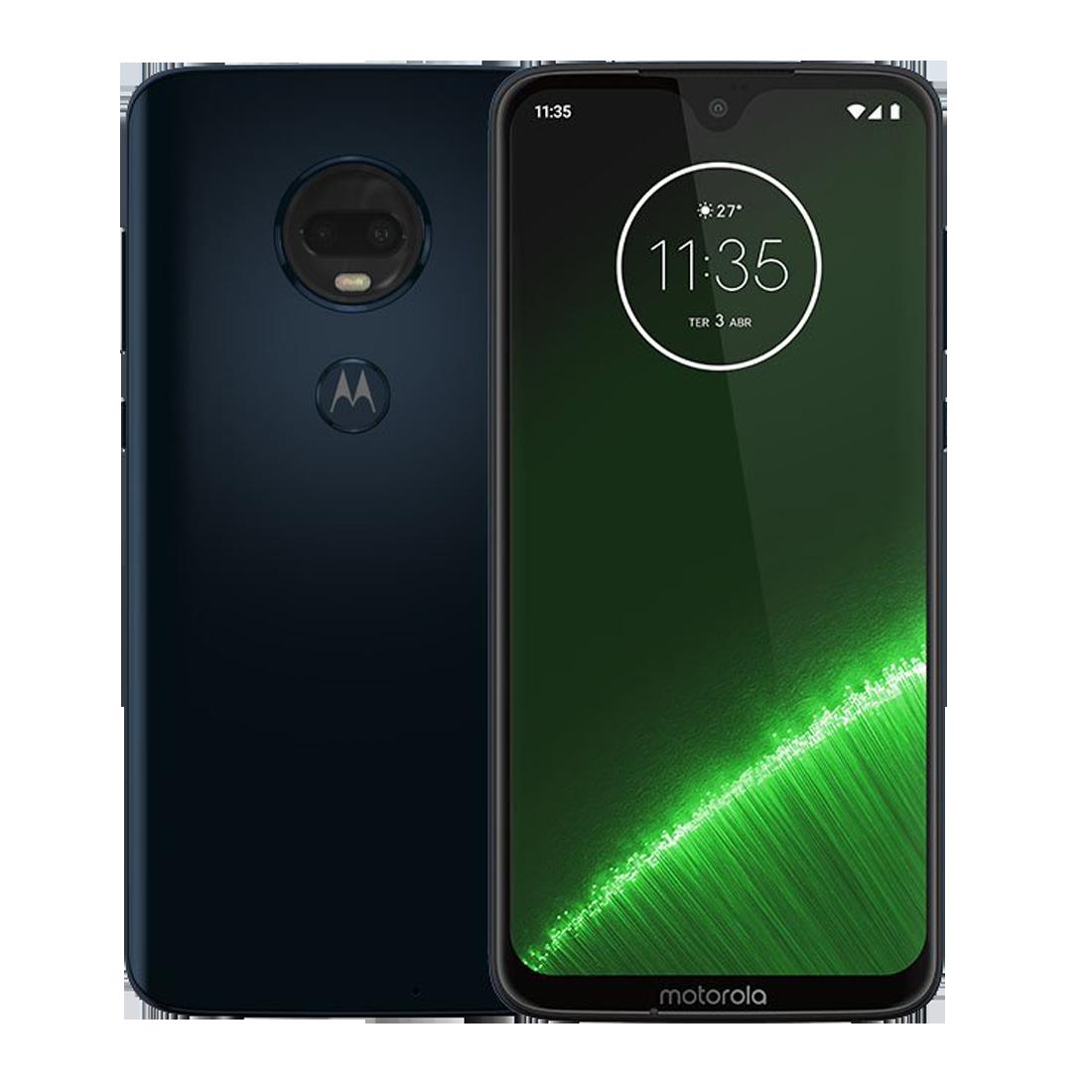 Moto G7 Plus recebe atualização para Android 10 no Brasil