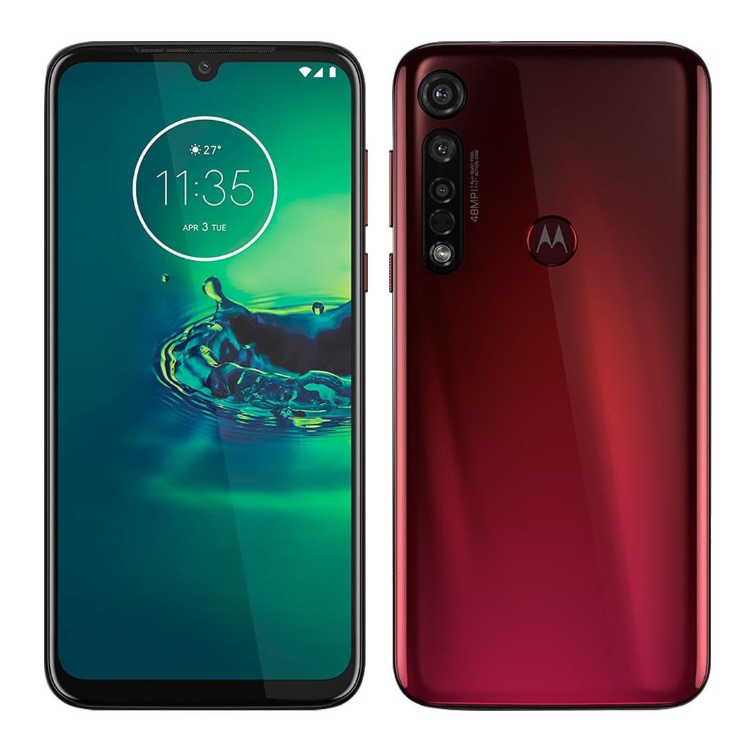 Motorola Moto G8 Plus recebe Android 10 no Brasil