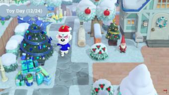 Animal Crossing ganha transferência de saves em update de Natal