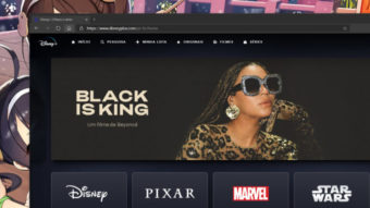 Quais são os navegadores compatíveis com o Disney+?