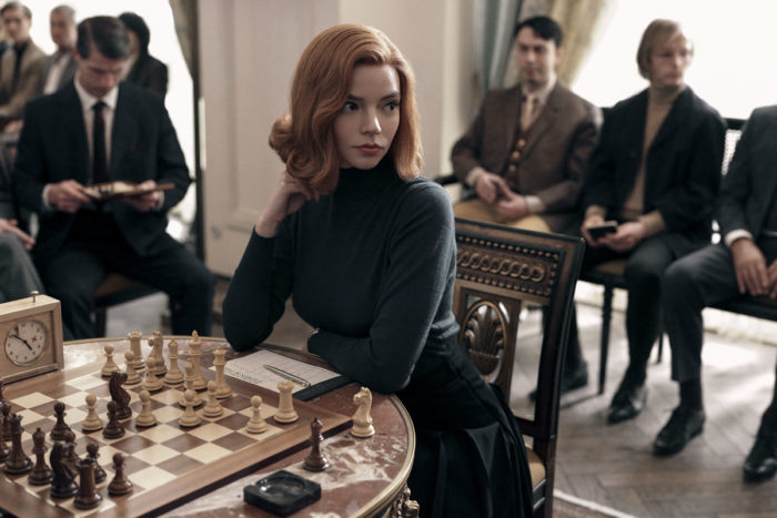 O Gambito da Rainha (Imagem: Divulgação/Netflix)