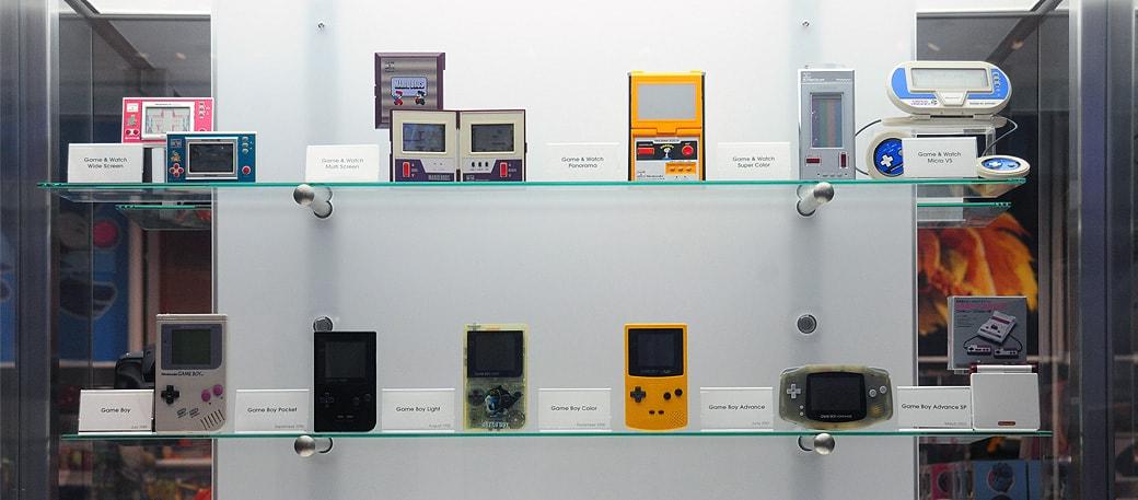 Consoles Nintendo (Imagem: Divulgação/Nintendo)