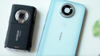 Novo Nokia N95, que nunca foi lançado, aparece em vídeo