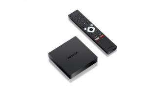 Nokia Streaming Box 8000 é lançada com Android TV e suporte a 4K