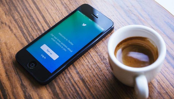 Iniciando o Twitter