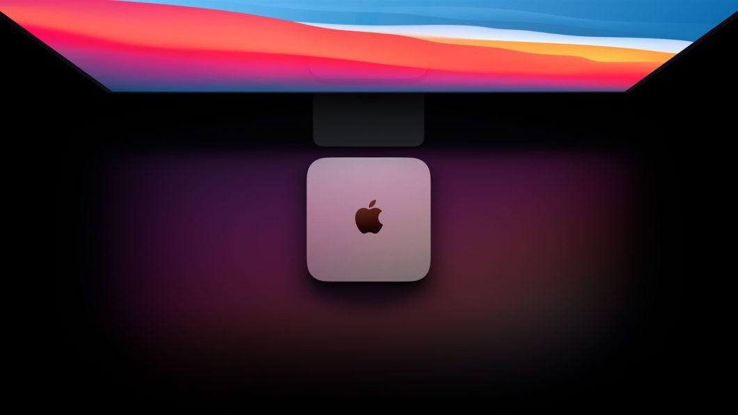Mac Mini com Apple M1 (Imagem: Divulgação/Apple)