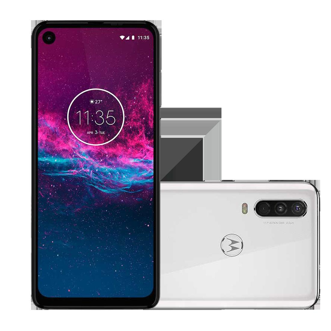Motorola One Action recebe atualização para Android 10 no Brasil