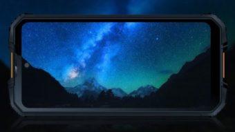 Oukitel WP10 5G é um celular com bateria gigante de 8.000 mAh