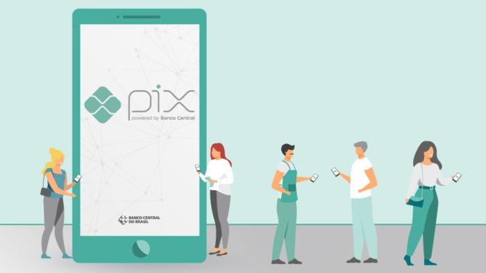 O Pix chegou (Imagem: Divulgação/Banco Central)
