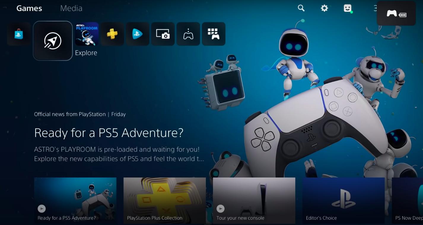 Vídeos do PS5 detalham login, transferências do PS4 e mais | Jogos |  Tecnoblog