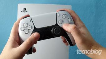 Nova função do PS5 permite testar jogos de graça, mas exige internet rápida