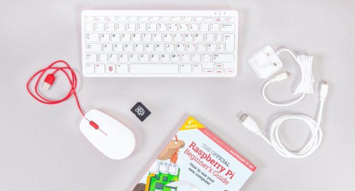 Kit Raspberry Pi 400 (imagem: divulgação/Raspberry Pi Foundation)