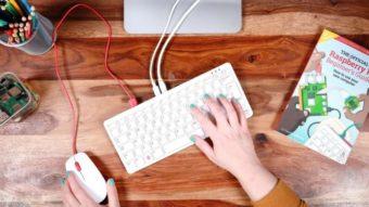 Raspberry Pi 400 é um teclado com computador integrado por US$ 70