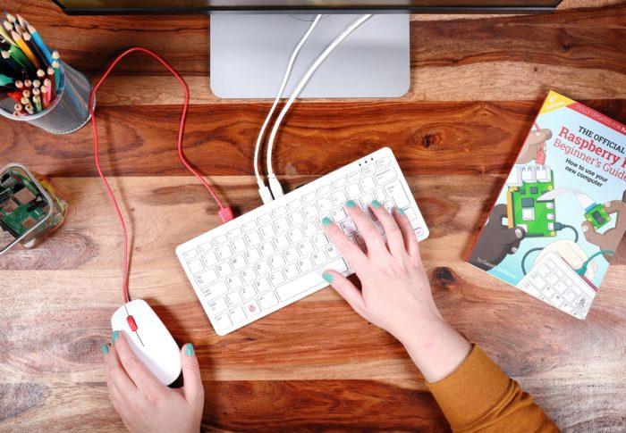 Raspberry Pi 400 (imagem: divulgação/Raspberry Pi Foundation)
