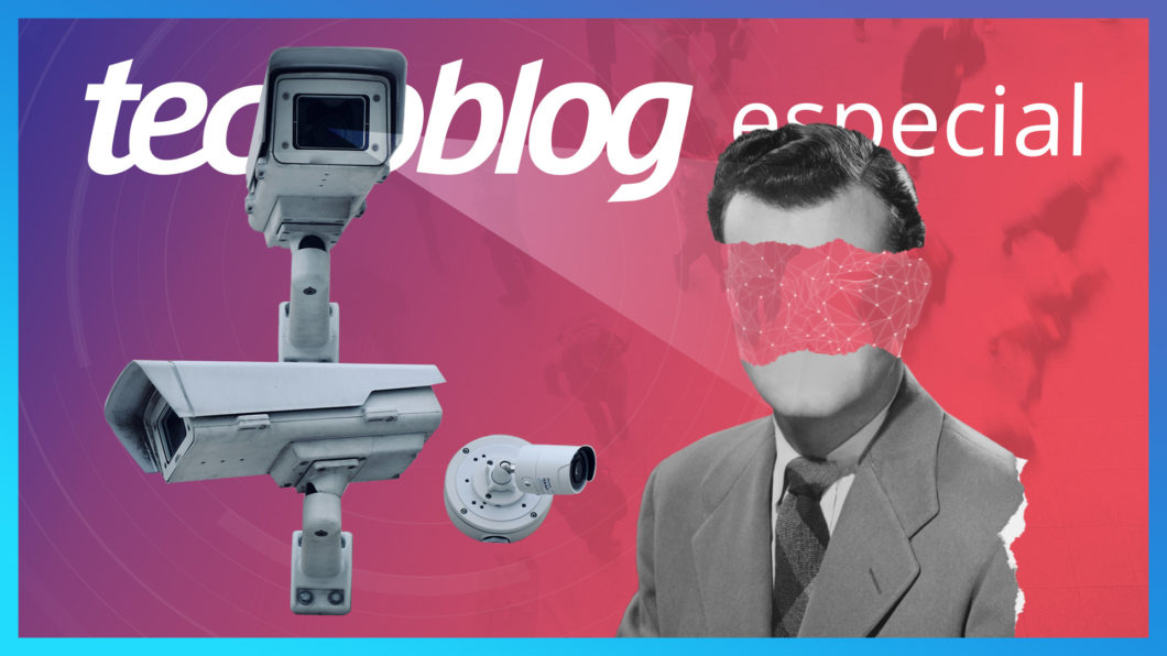 Reconhecimento facial na segurança é questionado por riscos à privacidade (Imagem: Vitor Pádua/Tecnoblog)