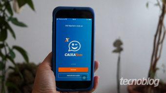 Caixa Tem passa a oferecer empréstimo de até R$ 1.000 via celular