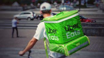 Uber sofre prejuízo de US$ 1,1 bilhão no trimestre, mas Eats cresce