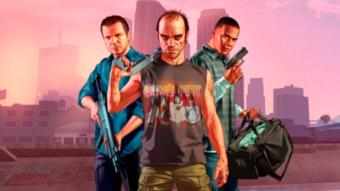 GTA 5 chega para PS5 e Xbox Series X|S em novembro
