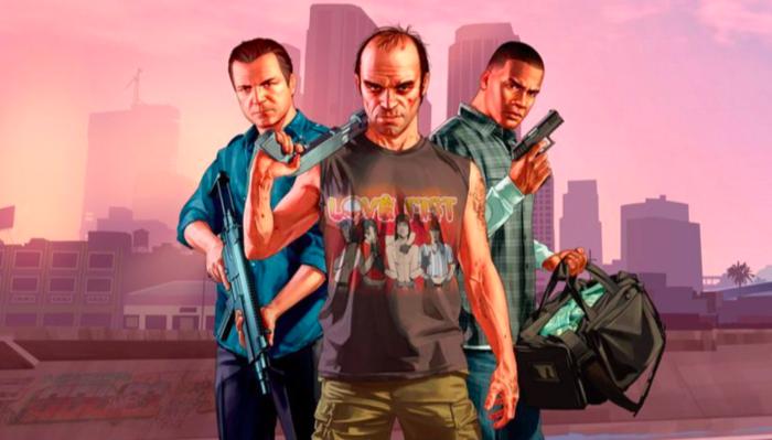 Jogos da Rockstar, como GTA 5, funcionarão no PS5 e linha Xbox (Imagem: Rockstar)