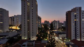 Foto com a câmera traseira ultrawide do Galaxy S20 FE (Imagem: Paulo Higa/Tecnoblog)