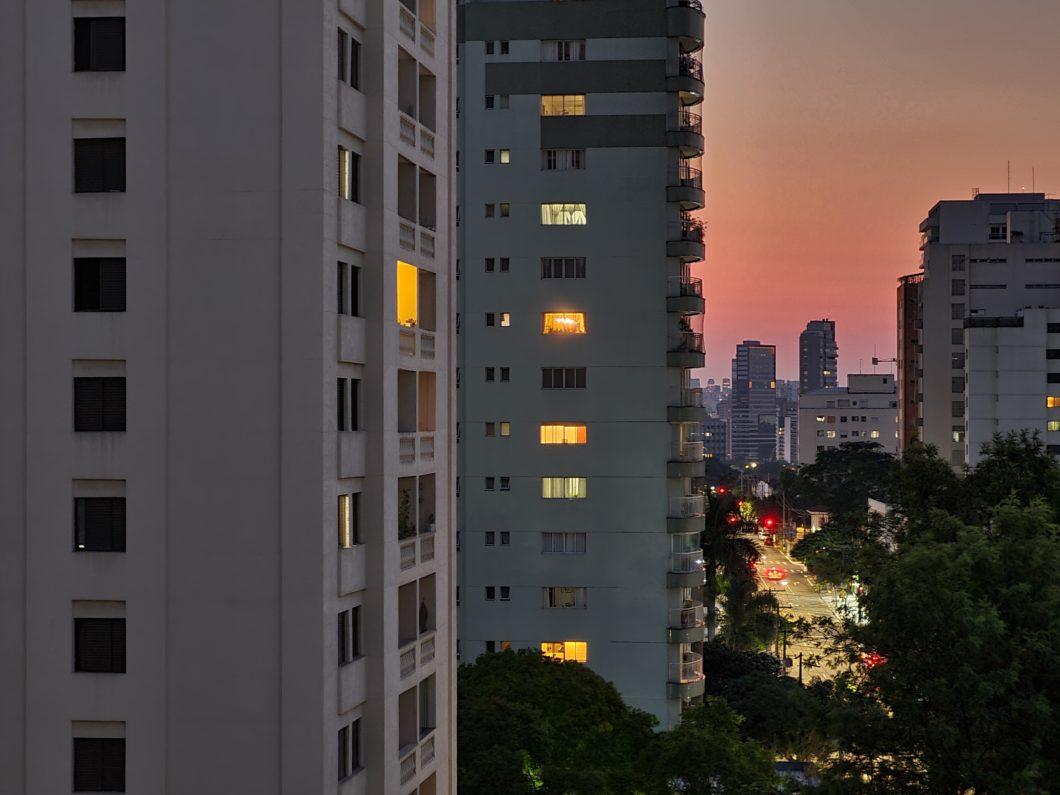 Foto com a câmera traseira teleobjetiva do Galaxy S20 FE (Imagem: Paulo Higa/Tecnoblog)