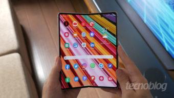 Samsung vai preencher ausência do Galaxy Note 21 levando S Pen a dobráveis