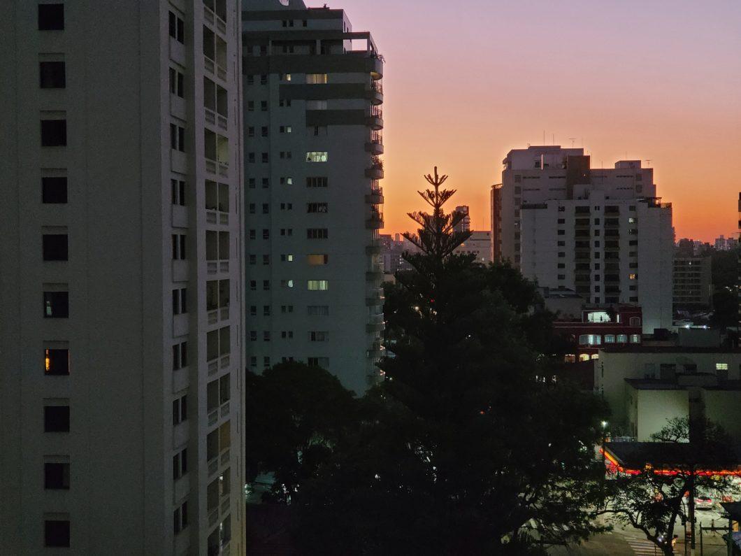 Foto tirada com a câmera traseira teleobjetiva do Galaxy Z Fold 2 (Imagem: Paulo Higa/Tecnoblog)