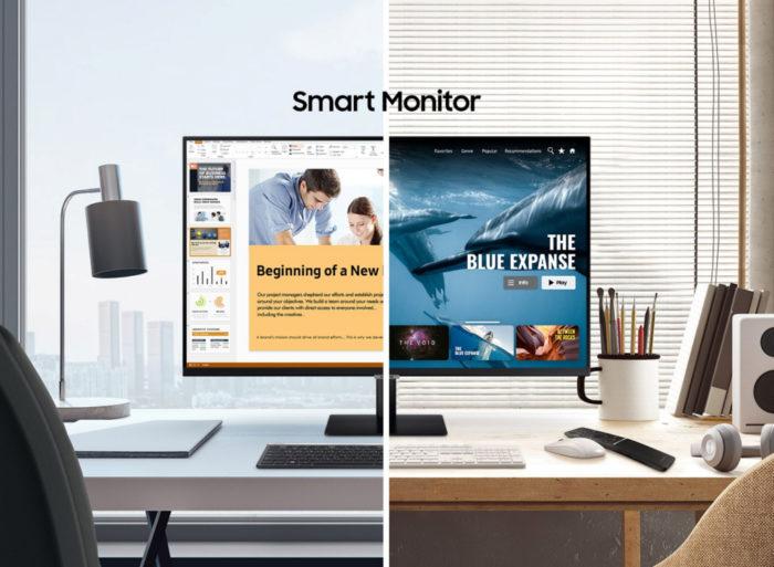 Smart Monitor da Samsung (Imagem: divulgação/Samsung)