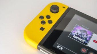 Como formatar um cartão microSD para o Nintendo Switch