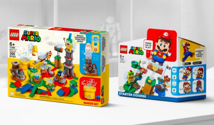 Novos e antigos itens ficarão no mercado (Imagem: Lego/Divulgação)