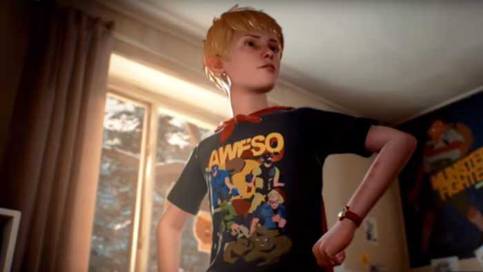 The Awesome Adventures of Captain Spirit (Imagem: Dontnod Entertainment/Square Enix) / free to play
